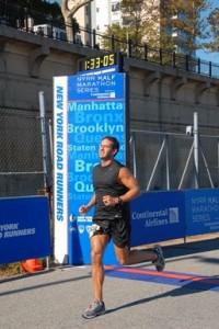 Staten Island Half Marathon 2010